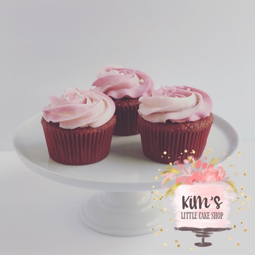 Order your Red Velvet cupcakes for Valentine's Day! Home bakery located in Huntington Beach, Orange County, California!
