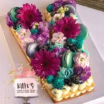 Kim's Little Cake Shop in Orange County, California. making custom cakes and cupcakes for birthdays, showers, weddings or just for a nice Sunday morning with coffee! Location in Huntington Beach, Surf City, USA.
