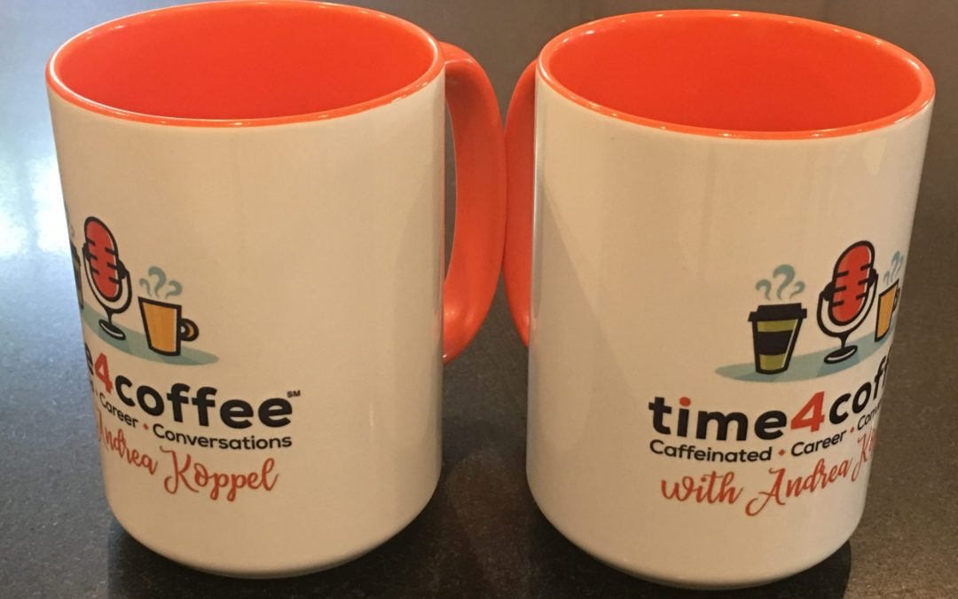 00: Welcome to the Time4Coffee Podcast w/ Andrea Koppel