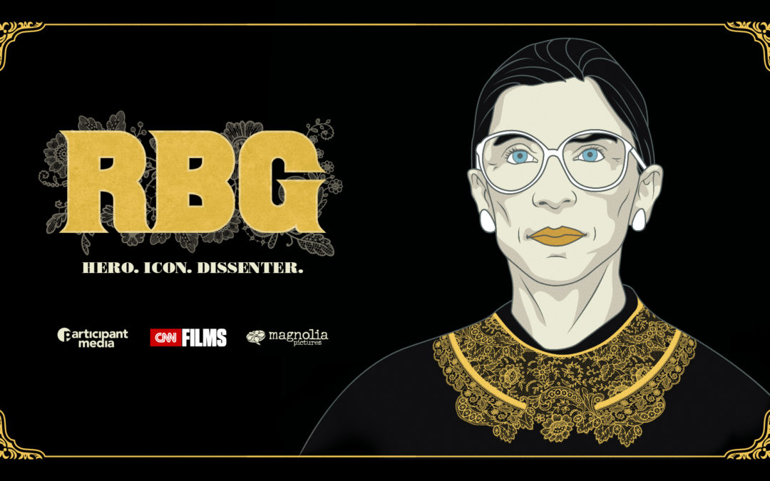 23: The Director of 'RBG' Talks About Justice Ruth Bader Ginsberg