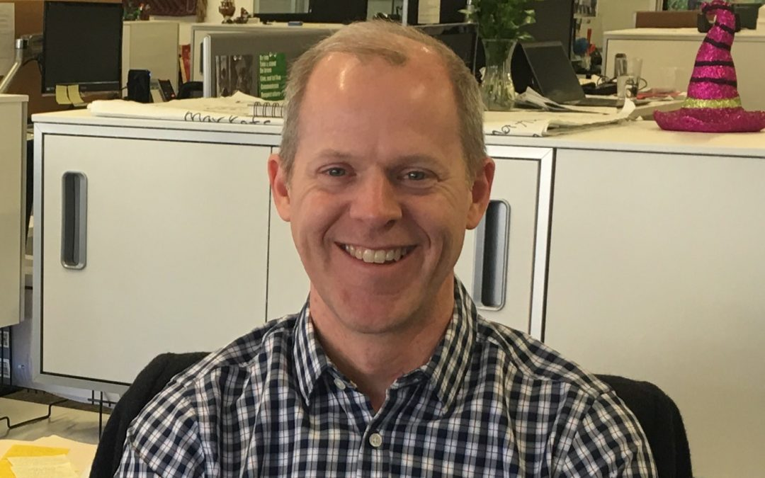 35:What It's Like Leading Social Innovations & Impact Investing w/ Chris Walker, Mercy Corps