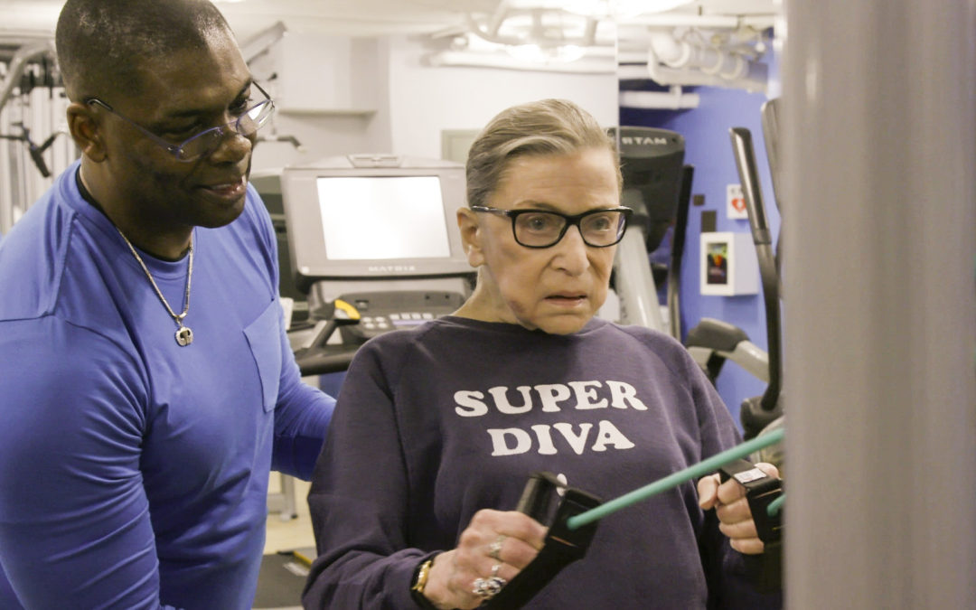 21:[K-Cup minisode] RBG: How to Pull All-Nighters at 85 …Years Old!