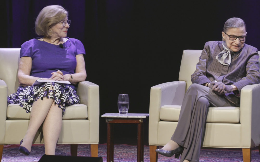 20: [K-Cup minisode] RBG: How 'RBG' Director Betsy West Convinced Justice Ginsberg to Do the Interview