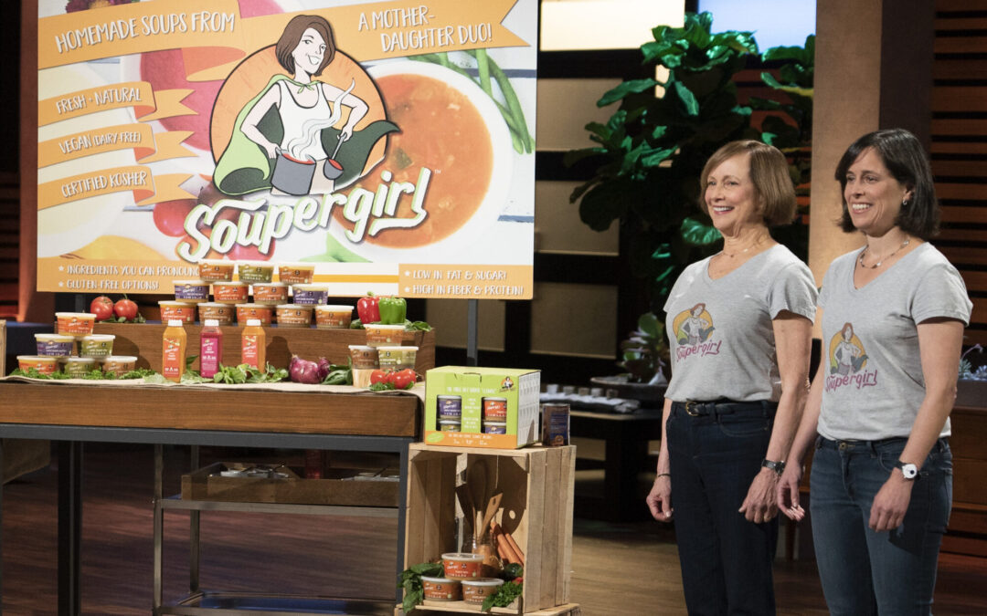 390: What To Do If You Want to Start a Food Business w/ Sara Polon, Soupergirl [K-Cup DoubleShot]