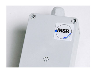 Gas Monitoring Systems with MSR Electronic