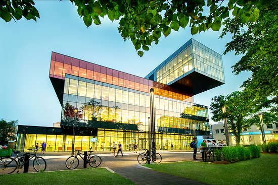 Halifax Cenral Library