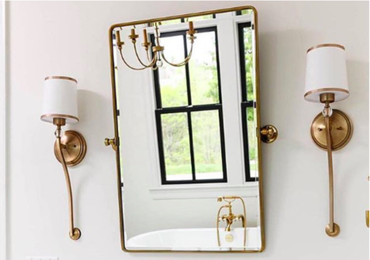 How to Choose The Right Light Fixtures for Your Bathroom