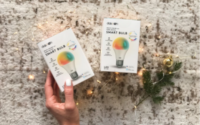 Win an Amazon Alexa + Wifi Smart Bulbs (worth $120!)