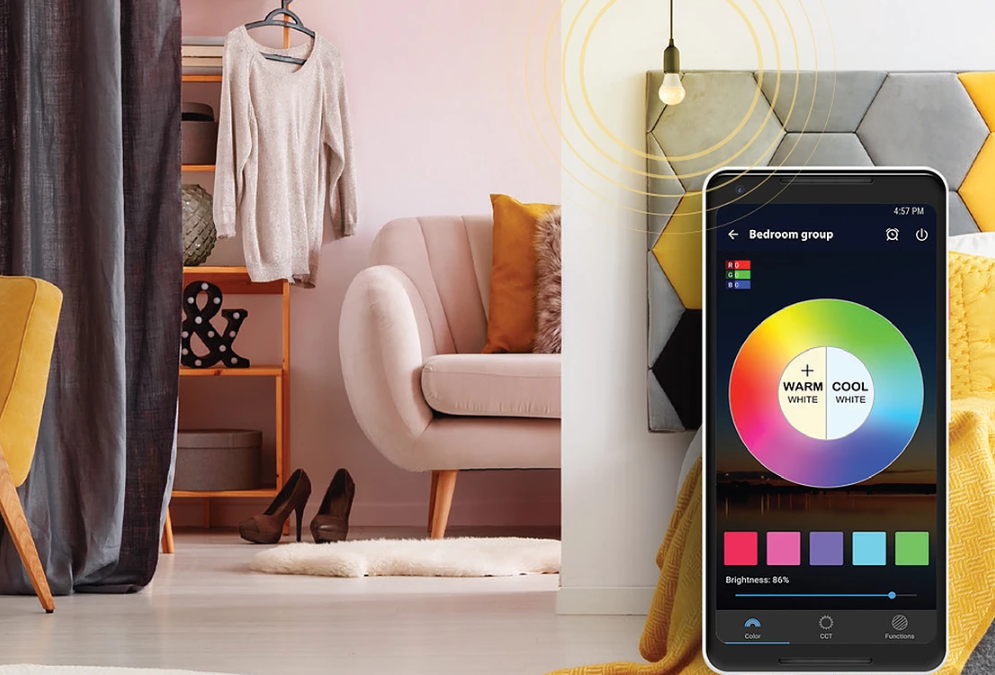 DALS Smart Home Line: Wifi Lighting Made Simple