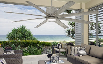 Stay Cool This Summer with the Indoor and Outdoor Fans from Regency Ceiling Fans