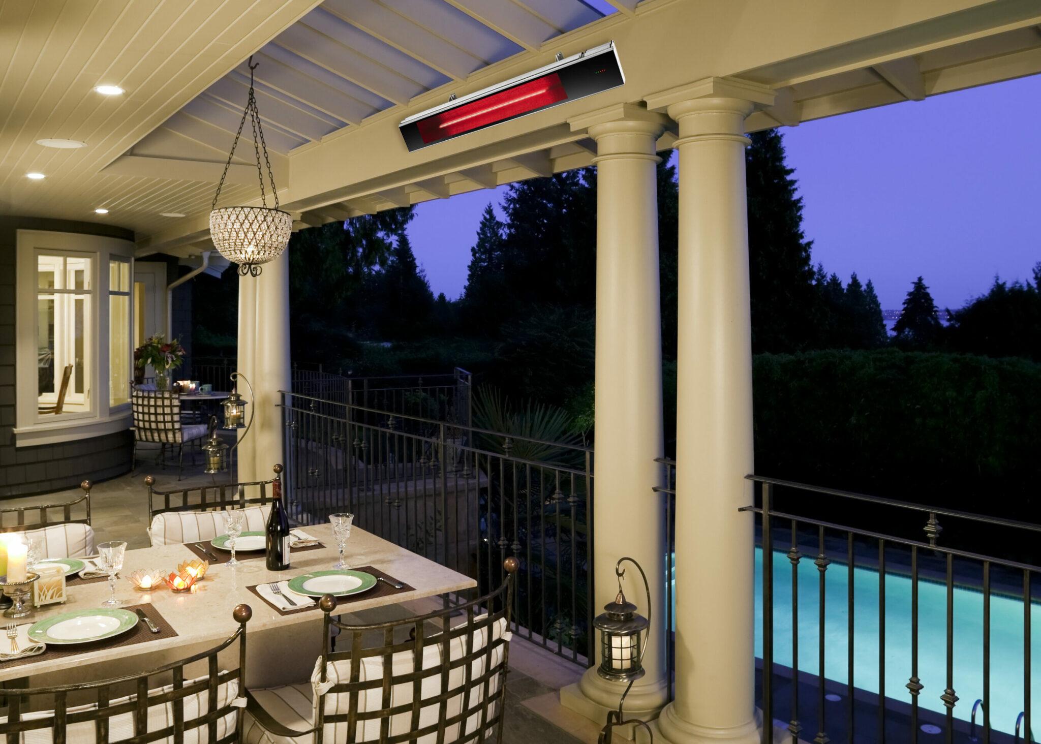 dimplex outdoor heater