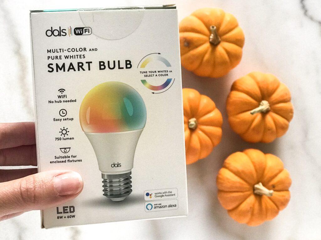 dals lighting smart bulb