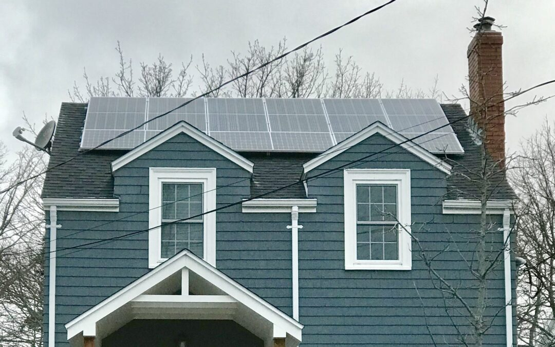 Interested in Solar Energy? CUA's Energy Efficiency Financing Program Can Help