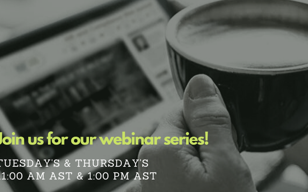 Join Our FREE Webinar Series