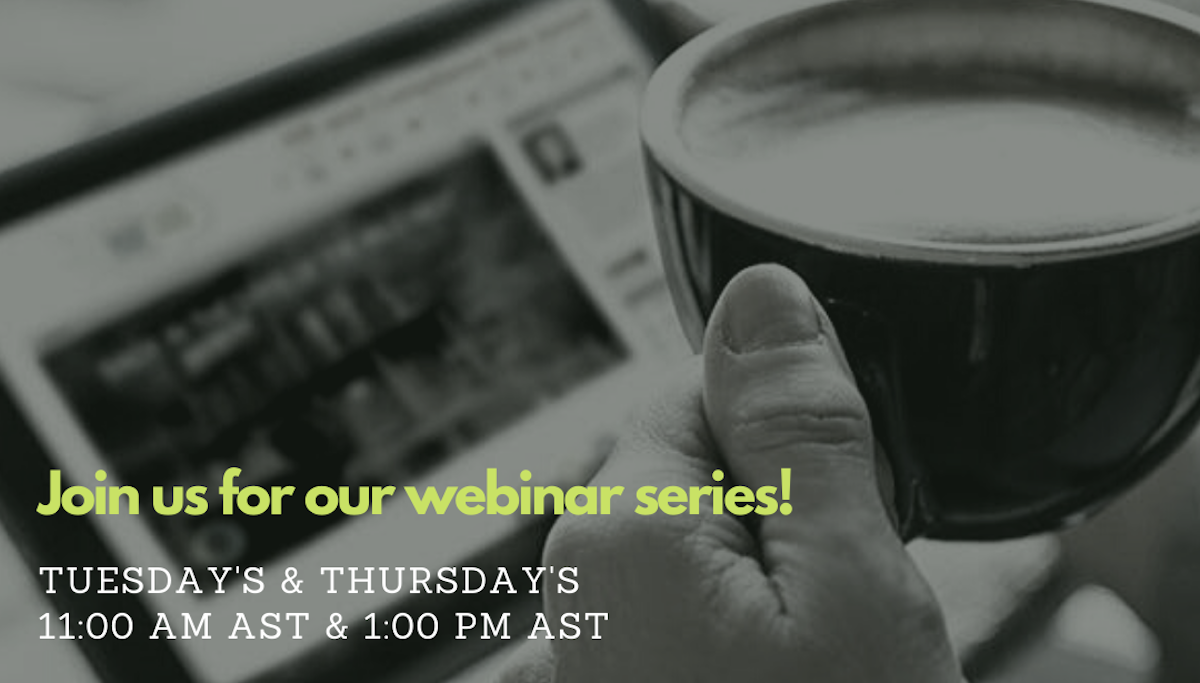 Catalyst Webinar Series