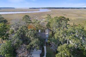 Shamrock Drones - Residence on the Marsh