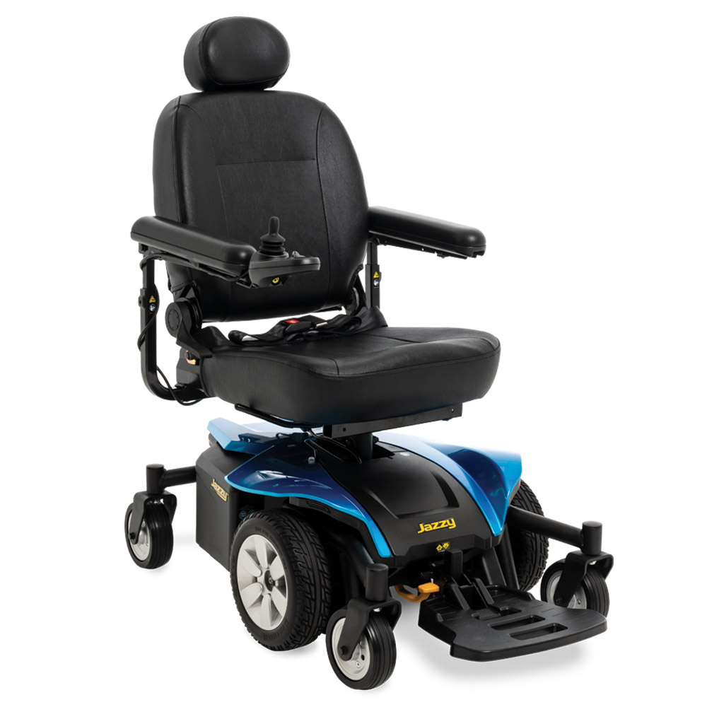 Electric Wheelchair: Jazzy Select 6 2.0 Image