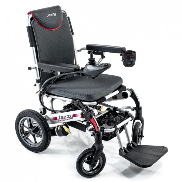Electric Wheelchair: Jazzy Passport Image