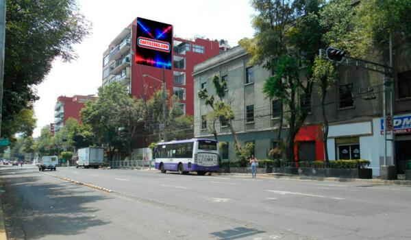 muros publicitarios MS390