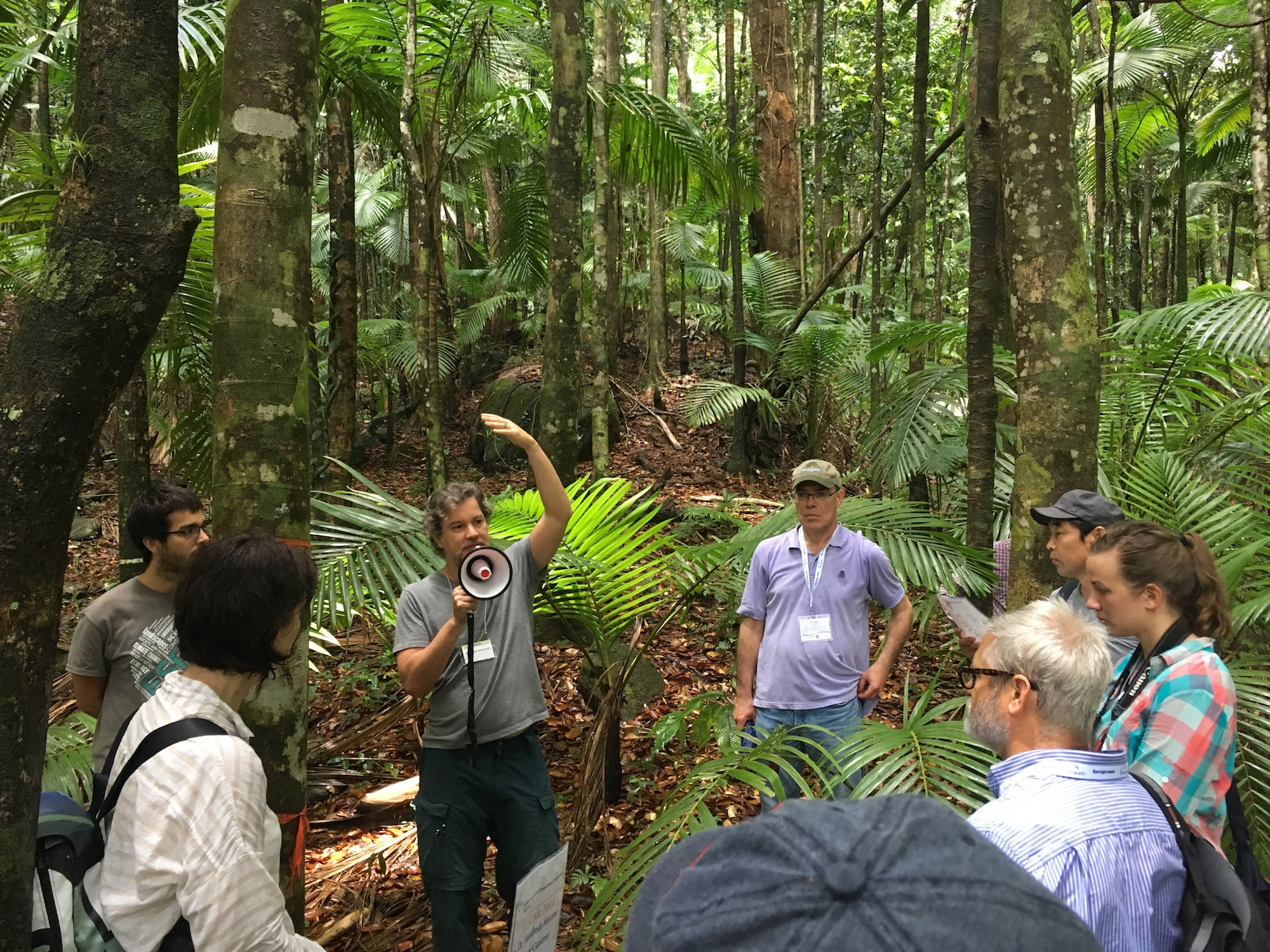 Lessons from beneath the canopy: invest in human and social capital to catalyze restoration