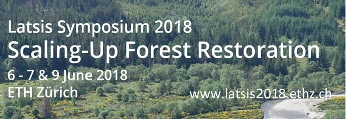 Latsis Symposium 2018 – Scaling-up Forest Restoration