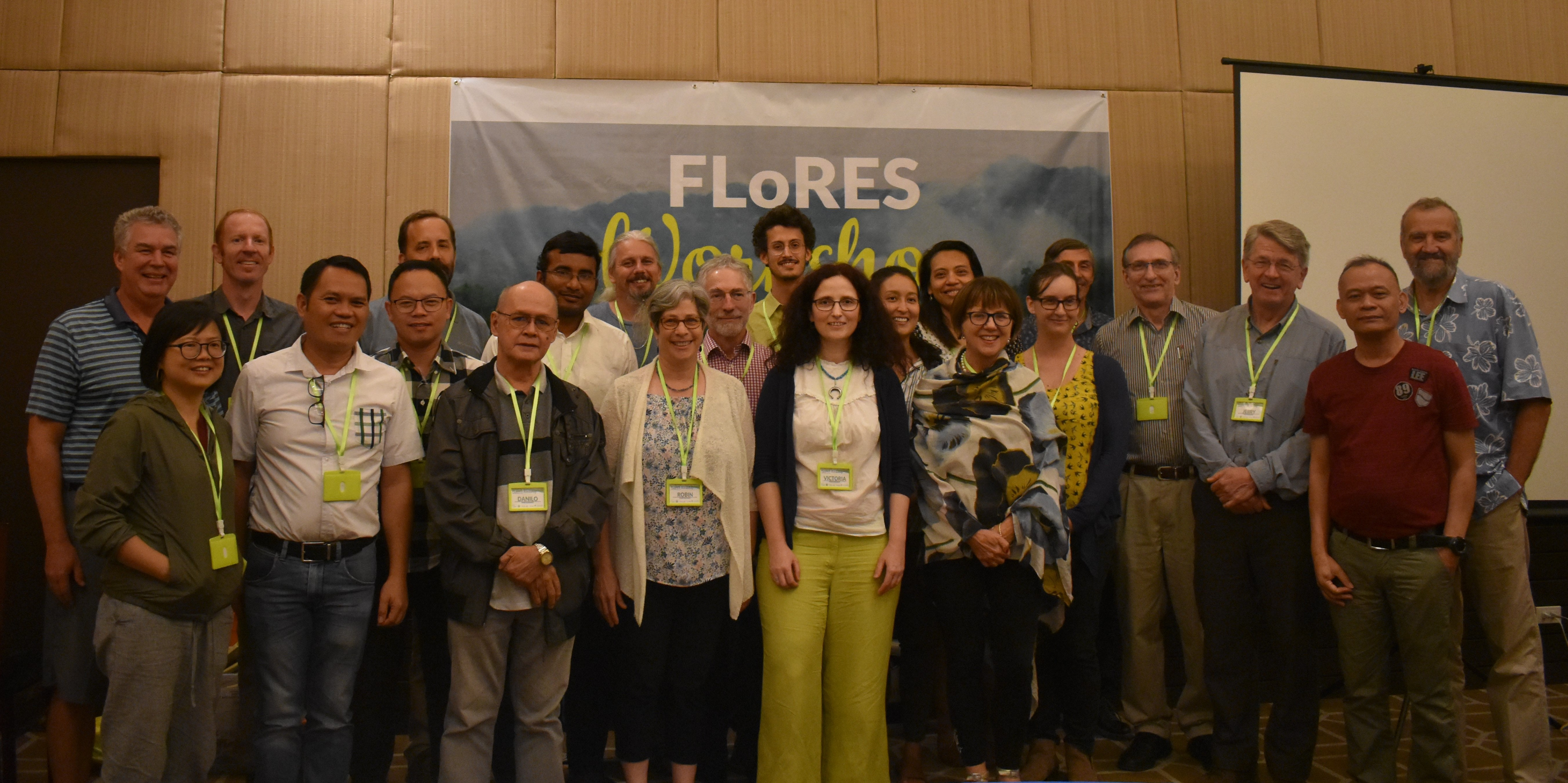 Making FLR happen through engaging local people:  A learning journey from Biliran to Tacloban and on to Manila