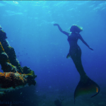 mermaid melissa ocean shipwreck real life mermaid