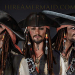 hire a pirate entertainer
