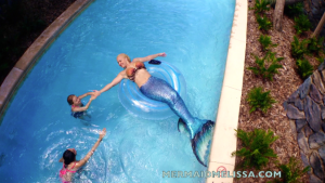mermaid melissa real life mermaid for hire mermaid for resort pools and parties