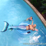 mermaid melissa real life mermaid entertainer pool aquatic theme parties