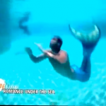 MERMAN ANTONIO ON TV