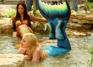 professional mermaid convention mermaid melissa event