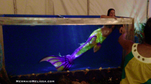 neon mermaid tail green mermaid purple glow in the dark