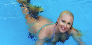 resort mermaid hotel mermaid event mermaid performer for hire