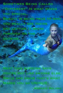positive mermaid message quotes mermaid melissa