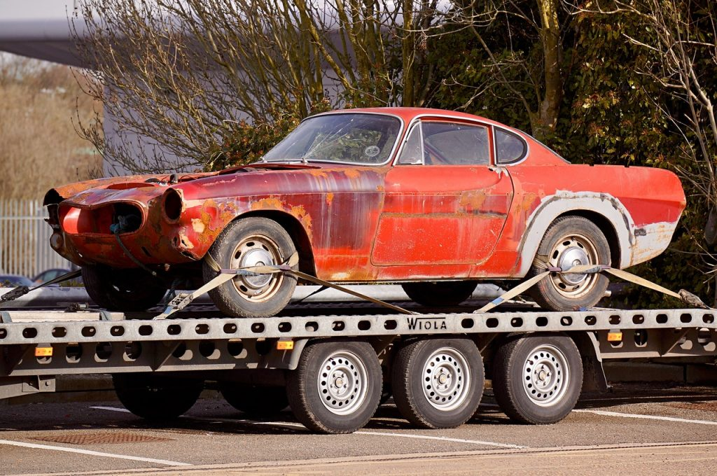 Sell Junk Cars for Cash Online