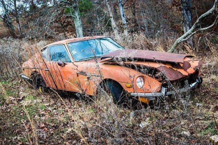 sell scrap cars for cash