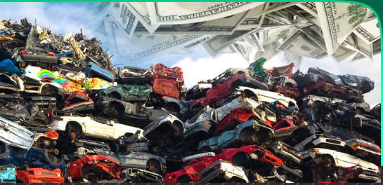 Where to scrap cars for cash? - 1888paycashforcars