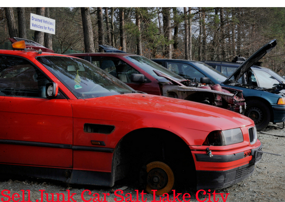 Sell Junk Car Salt Lake City