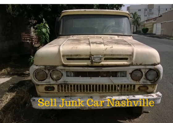 Sell junk car Nashville
