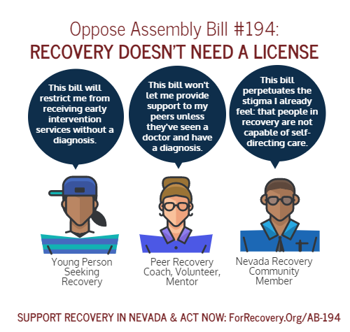 ACTION ALERT: TESTIMONIES NEEDED TO OPPOSE NEVADA ASSEMBLY BILL 194