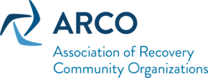 Faces and Voices of Recovery ARCO Logo