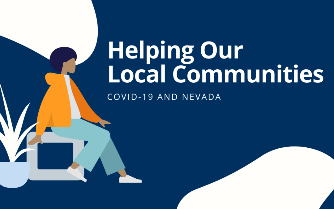 Supporting Our Nevada Communities During COVID-19