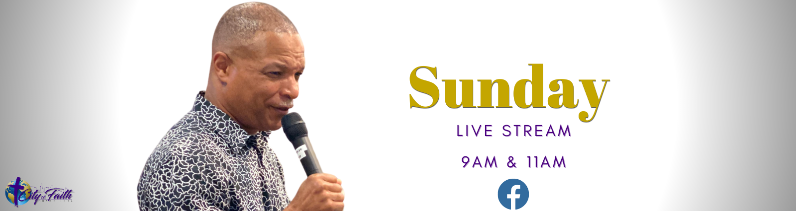 Sunday Live Stream With Pastor Robert Gardner