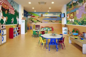 kids club room