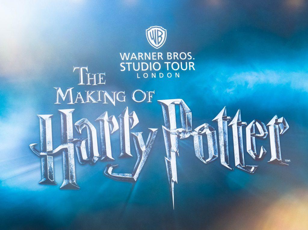 Harry Potter Studio Tour Poster