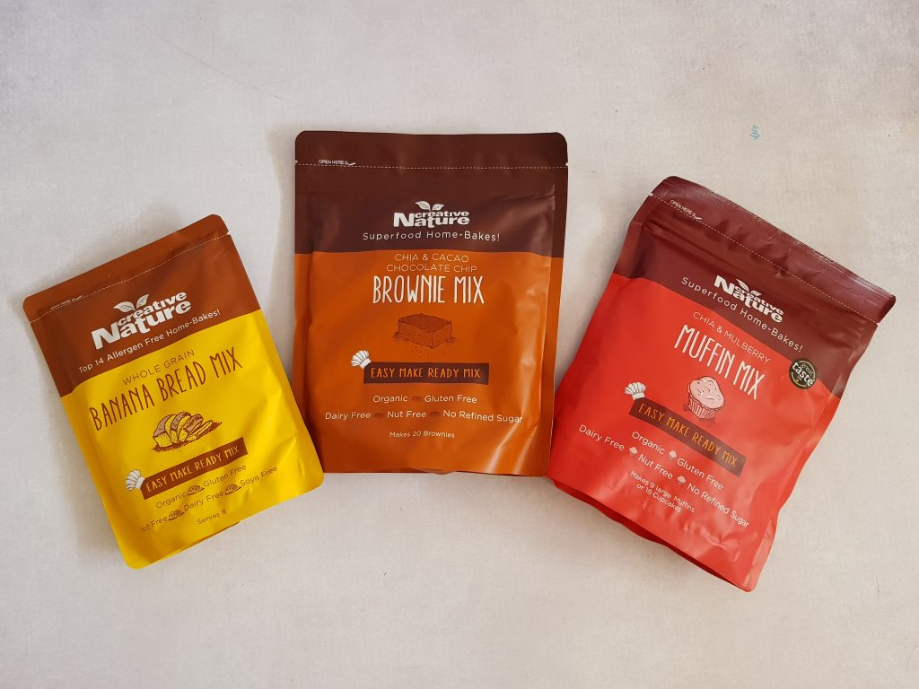 creative nature foods packs