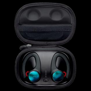 backbeat fit earbuds in case