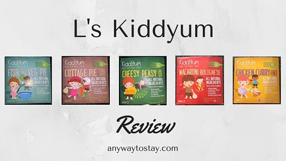 L's Kiddyum Review