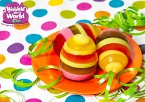 Layered Jelly Eggs